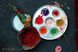 Tihar colors