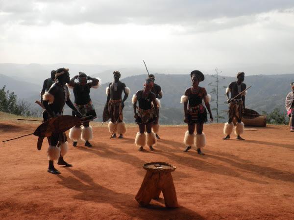 Zulu Wariors