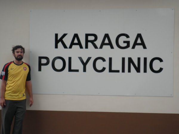 The polyclinic is finished!