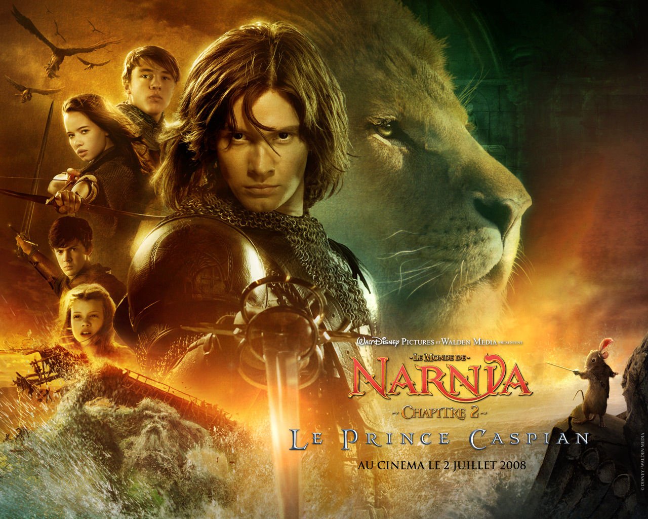 narnia prince caspian What are the christian themes in prince caspian what are the christian themes in the chronicles of narnia.