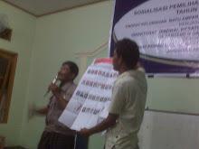 Sosialisasi Pemilu Legislatif Tahun 2009
