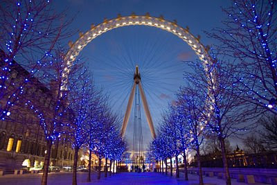 London Eye - South Bank, London