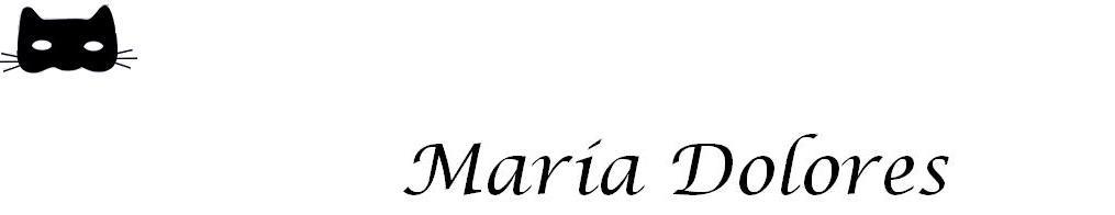 María Dolores.