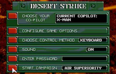 Desert Strike - Return to the Gulf