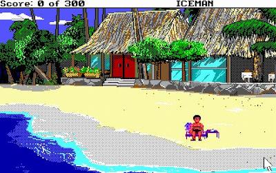 Codename iceman screenshot
