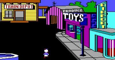 Donald Duck's Playground screenshot