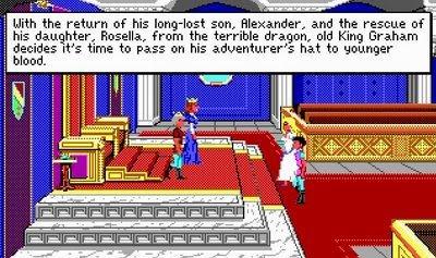 King's Quest 4 screenshot