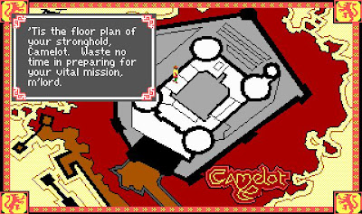 Conquest of Camelot PC Game screenshot