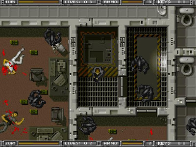 Alien Breed screenshot
