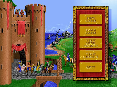 Heroes of Might and Magic screenshot