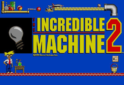 Imachine2 quot folder and the incredible machine 2 will launch enjoy