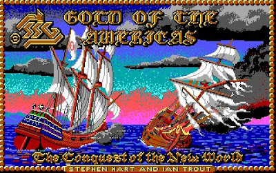 Gold of the Americas screenshot