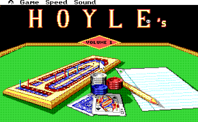 Hoyle Official Book of Games