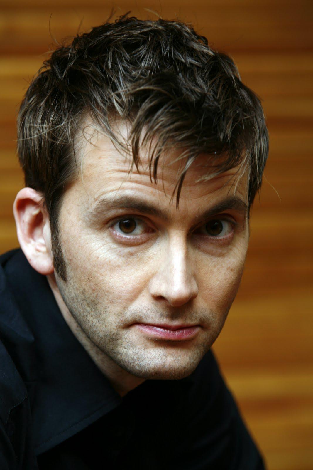 The Inside Trekker: Tenth Doctor Who David Tennant Cast in ...
