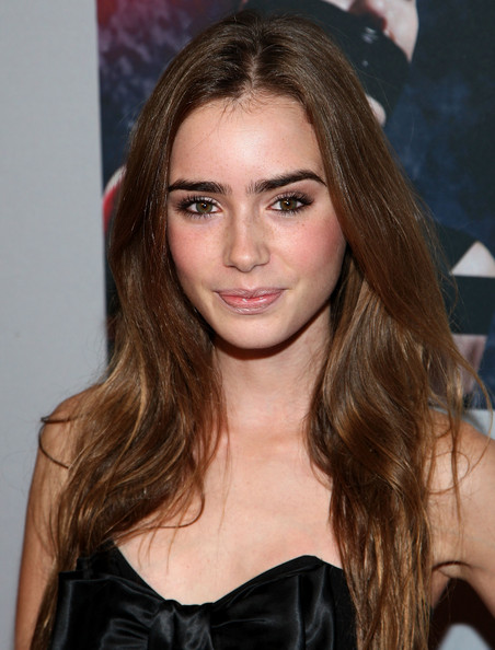 Lilly Collins – She Was In The Blind Side And Will Appear In Priest