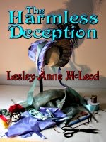 The Harmless Deception -- Winner -- Best Regency Romance of 2010 from Romance Reviews Today