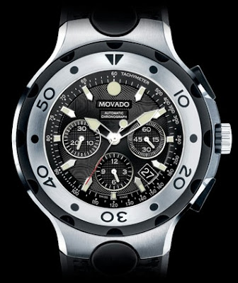 Movado 800 Series Automatic Chronograph Tom Brady Edition
