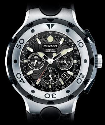 Movado 800 Series Automatic Chronograph Tom Brady Edition