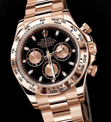 Rolex Daytona Everose- New Models