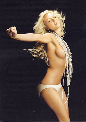 Britney Spears In Maxim Germany 04/09