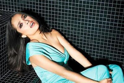 Сальма Хаек для журнала InStyle - апрель 2009