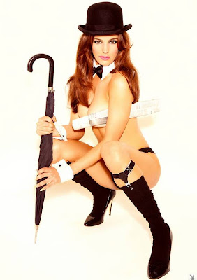 Kelly Brook – Playboy Magazine September 2010