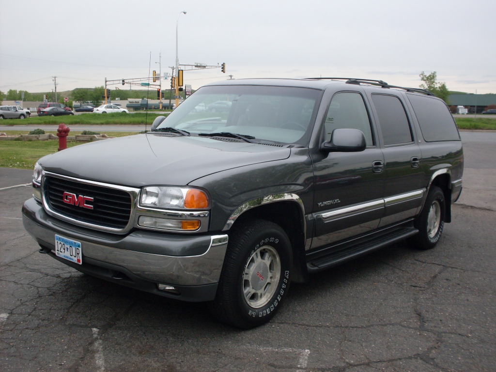 Ride Auto 2002 Gmc Yukon Xl