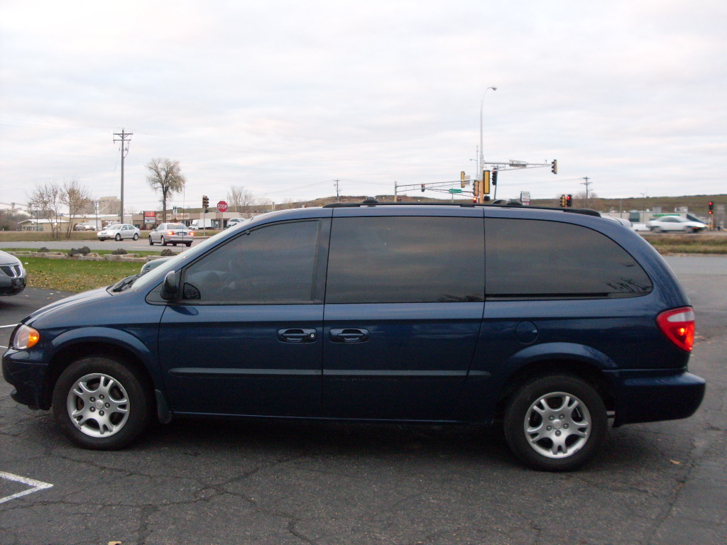 Ride Auto 2002 Dodge Grand Caravan