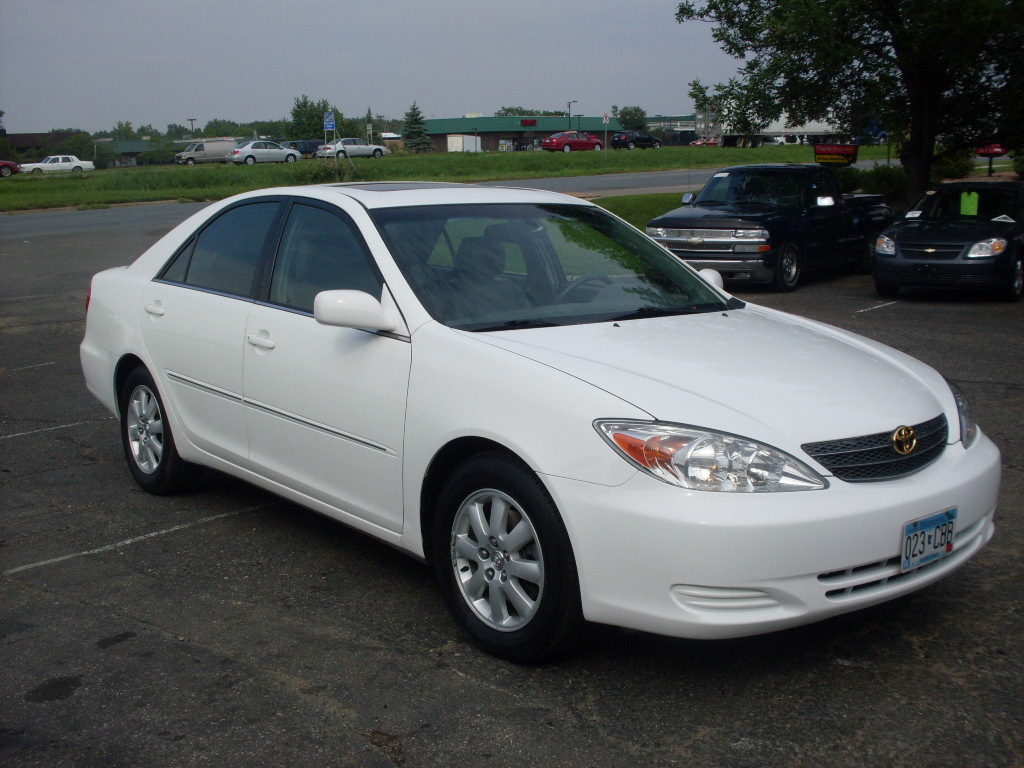 ride auto 2002 toyota camry xle 4 door sedan 3 0 liter v6 warranty. Black Bedroom Furniture Sets. Home Design Ideas