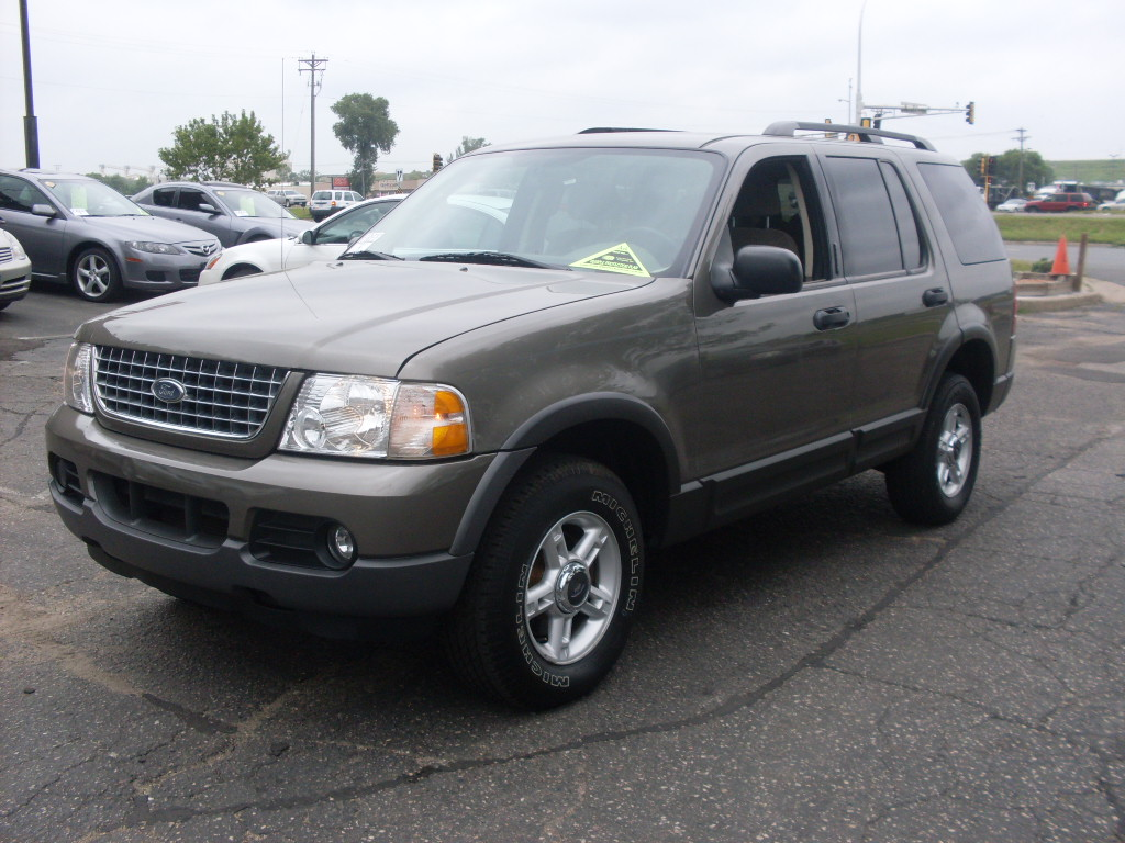 ride auto 2003 ford explorer xlt 4 door 7 passenger. Cars Review. Best American Auto & Cars Review