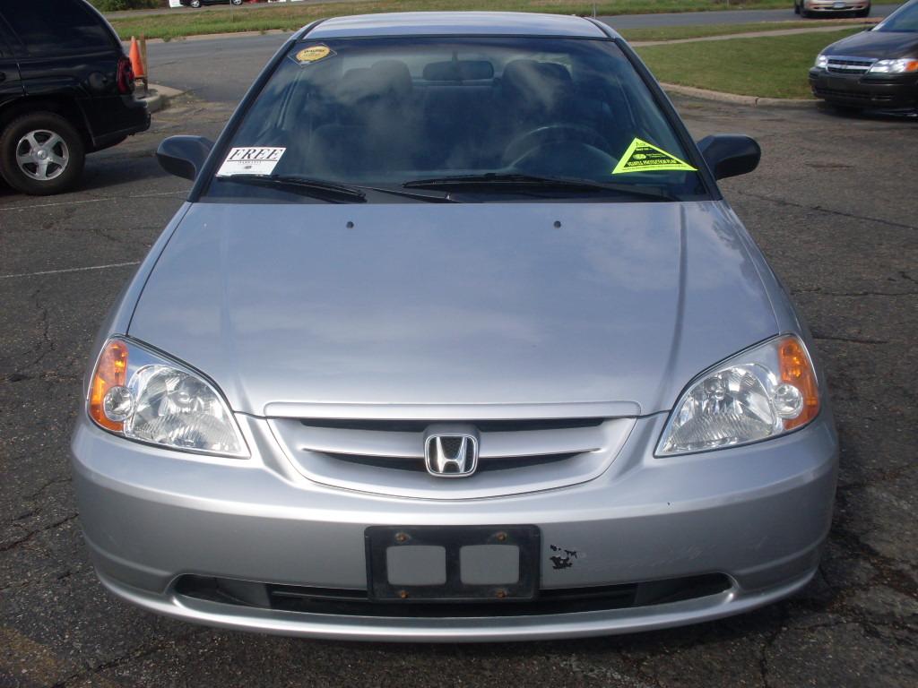 Ride Auto 2003 Honda Civic Lx border=