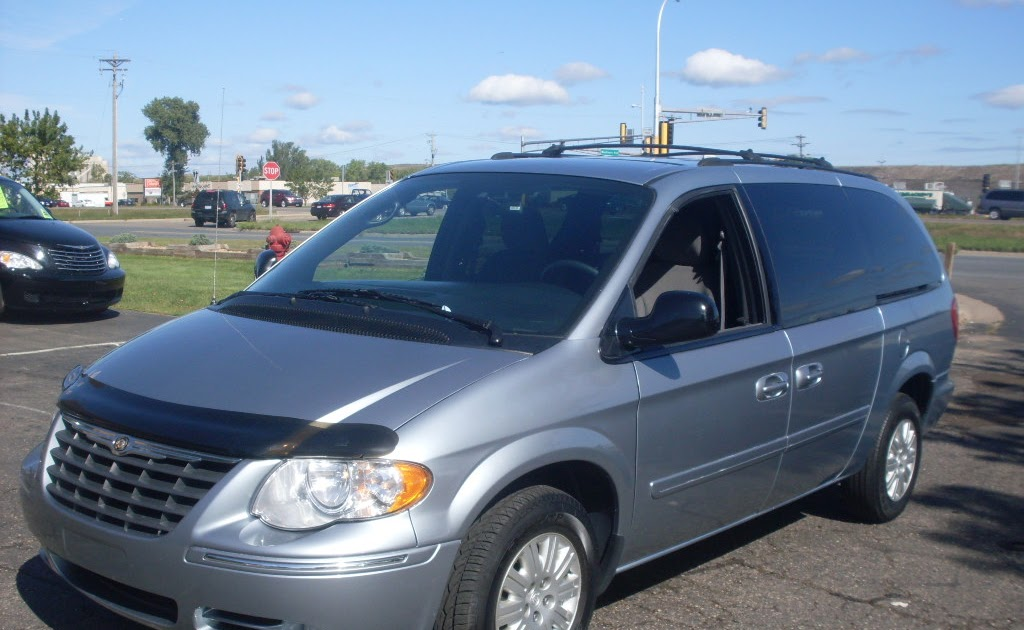Ride Auto 2005 Chrysler Town Amp Country