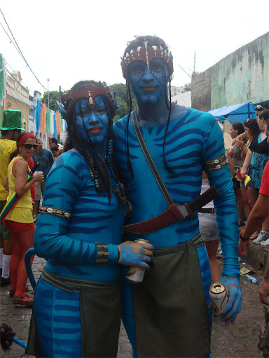 carnaval nerd avatar casal