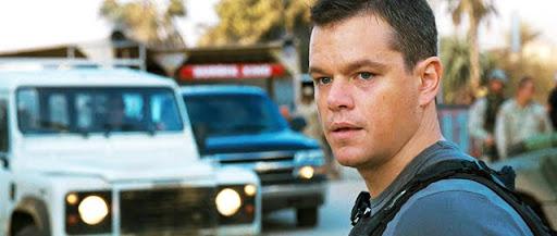 Matt Damon em Zona Verde