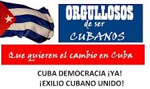 QUEREMOS DEMOCRACIA PARA CUBA