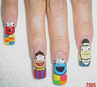 Nails Art Galleries