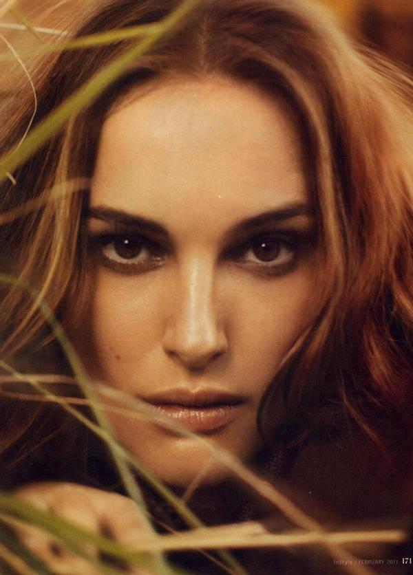 Instyle Natalie Portman