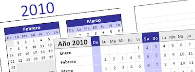 recursos plantillas microsoft office microsoft excel calendarios  Descarga calendario en Excel modificable