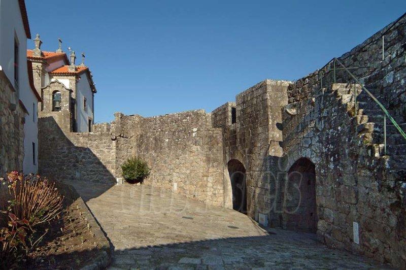 Castelo de vila nova de cerveira - Vilanova de cerveira ...
