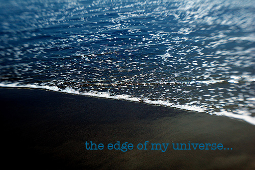 edge of my universe