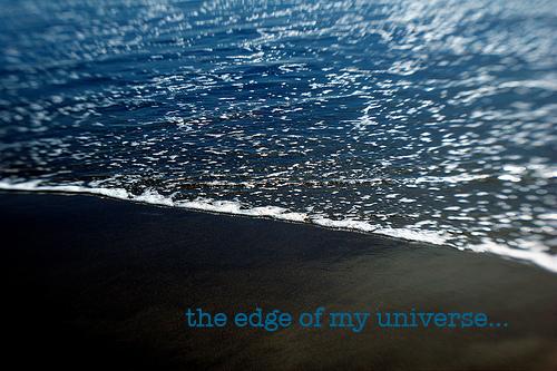 edge of my universe