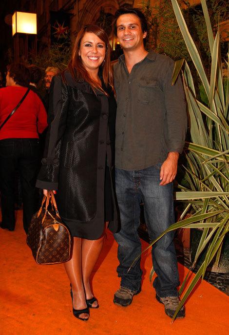 Casados Desde Julho De 2009 Tania Ribas De Oliveira E Joao Cardoso
