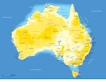 Austraalia kaart
