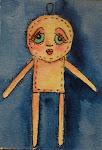 liitle shabby doll