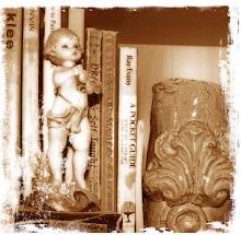 a favey statue