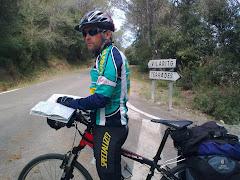 L'Iván fent ruta