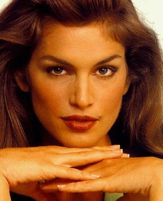 cindy crawford eyes