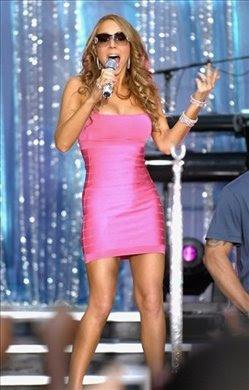 Mariah breasts