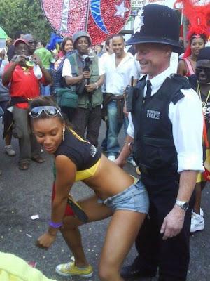 arresting dance moves