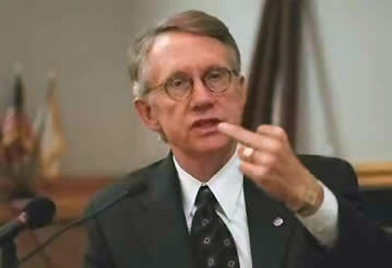 fuck you Harry Reid
